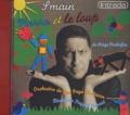 Smaïn et Serge Prokofiev - Pierre et le loup - CD audio.