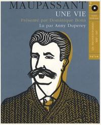 Guy de Maupassant - Une vie. 2 CD audio