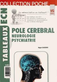 Najat Saddiki - Pole cerebral - Neurologie, psychiatrie.