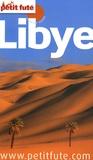 Najda Laroussi et Dominique Auzias - Petit Futé Libye.