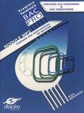 Najia Benhaddou - Services aux personnes et aux territoires 1re, Tle Bac Pro - Module MP2, contexte des interventions de services.