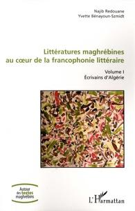 Histoiresdenlire.be Littératures maghrébines au coeur de la francophonie littéraire - Tome 1, Ecrivains d'Algérie Image
