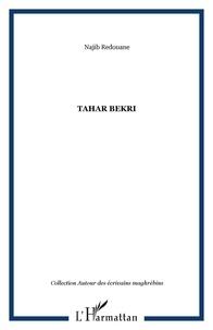 Najib Redouane - Tahar bekri.