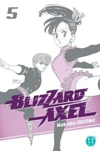 Nakaba Suzuki - Blizzard Axel T05.