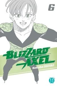 Nakaba Suzuki - Blizzard Axel T06.