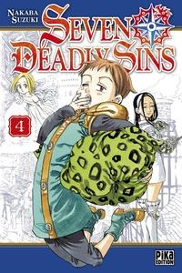 Nakaba Suzuki - Seven Deadly Sins T04.