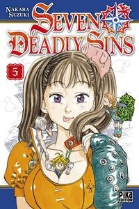 Nakaba Suzuki - Seven Deadly Sins T05.
