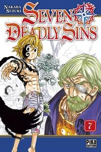 Nakaba Suzuki - Seven Deadly Sins T07.