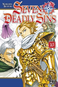 Nakaba Suzuki - Seven Deadly Sins T10.