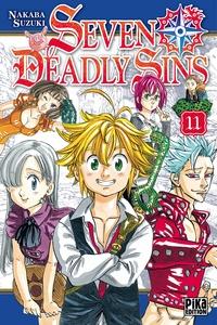 Nakaba Suzuki - Seven Deadly Sins T11.