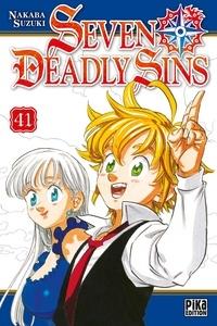 Nakaba Suzuki - Seven Deadly Sins T41.