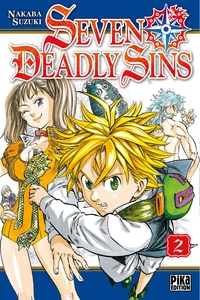 Real book mp3 télécharger Seven Deadly Sins Tome 2 9782811613570