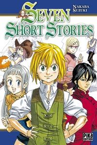Nakaba Suzuki - Seven Short Stories - Seven Deadly Sins.
