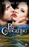 Nalini Singh - Psi-changeling Tome 9 : Passions exaltées.