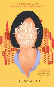 Nam-joo Cho - Kim Jiyoung, Born 1982.