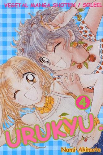 Nami Akimoto - Urukyu Tome 4 : .