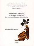 Nana Mirachvili-Springer - Prostituées repenties et femmes travesties dans l'hagiographie géorgienne.