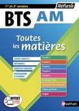 Nancy Baranes et Michel Jaulin - Assistant de manager BTS AM 1re et 2e années - Toutes les matières.