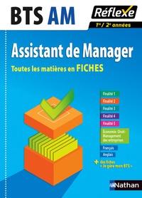 BTS AM Assistant de Manager - Toutes les matières en Fiches 1re/2e années.pdf