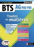 Nancy Baranes et Marianne Greffe - BTS assistant de gestion PME-PMI - Toutes les matières.