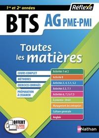 BTS assistant de gestion PME-PMI- Toutes les matières - Nancy Baranes |