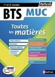 Nancy Baranes et Marceline Basile - BTS Management des unités commerciales (MUC) 1re et 2e années.