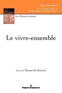 Nancy Bouchard - Le vivre-ensemble.