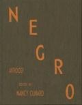 Nancy Cunard - Negro Anthology.