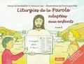 Nancy de Montpellier et François Lear - Liturgies de la Parole adaptées aux enfants - Année B. 1 Cédérom