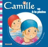 Nancy Delvaux et Aline de Pétigny - Camille va à la piscine.