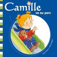 Nancy Delvaux et Aline de Pétigny - Camille va au parc.