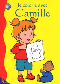 Nancy Delvaux - Je colorie avec Camille.