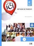 Nancy Desjardins - Méthode de français Par ici A1 / 1-2. 2 CD audio
