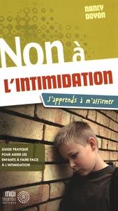 Nancy Doyon - Non à l'intimidation - J'apprends à m'affirmer.