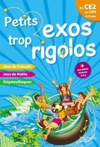 Nancy Gagné - Petits exos trop rigolos - Du CE2 au CM1.