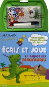 Nancy Gayle Carlson - La parade des dinosaures - Ecris et joue.