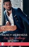 Nancy Herkness - New York Challenge Tome 1 : Le boss.