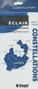 Nancy Lépine - Guide éclair constellations - Hémisphère nord.