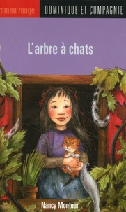 Nancy Montour - L'arbre à chats.