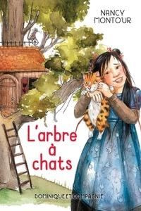 Nancy Montour et Gabrielle Grimard - L'arbre à chats.