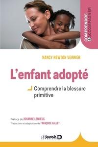 Johanne Lemieux - L'enfant adopté - Comprendre la blessure primitive.