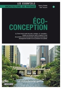 Nancy Rottle et Ken Yocom - Eco-conception.