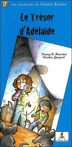 Nancy Roustan et Nicolas Queyrel - Les aventures de Paloma Bonbec Tome 3 : Le Trésor d'Adélaïde.