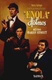 Nancy Springer - Les enquêtes d'Enola Holmes Tome 6 : Métro Baker Street.