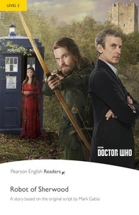Nancy Taylor - Doctor Who : Robot of Sherwood - Level 2.