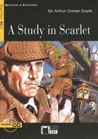 Nancy Timmins et Richard Elliott - A study in Scarlet - Step Four B2.1. 1 CD audio