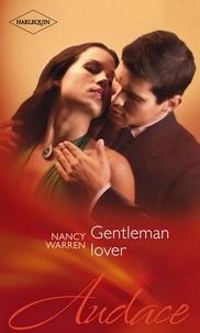Nancy Warren - Gentleman lover.
