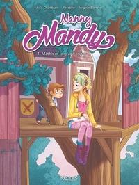 Pacotine - Nanny Mandy BD T01 - Offre découverte - Mathis et le Grand Trésor.
