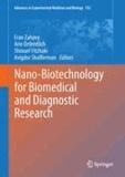 Eran Zahavy - Nano-Biotechnology for Biomedical and Diagnostic Research.