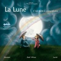 Nanoux et Gaël Artus - La Lune. 1 CD audio